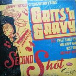"LP - ❂❂ GRITS'N GRAVY ""Second Shot"" ❂❂ 10 New Tracks Of Sizzling Rhythm'n'Booze"